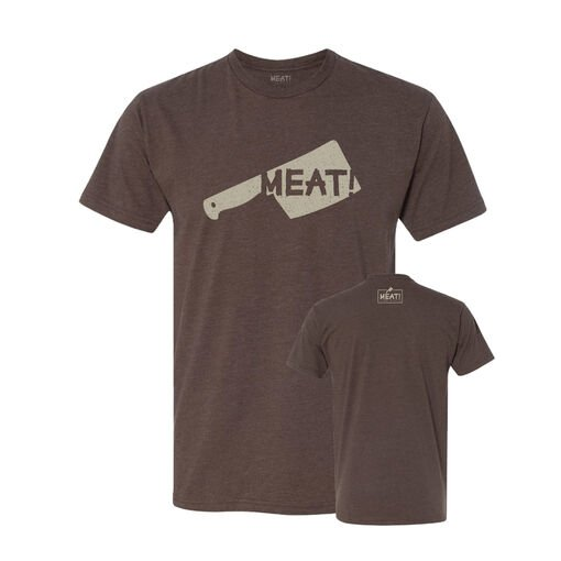 MEAT! Cleaver Short Sleeve