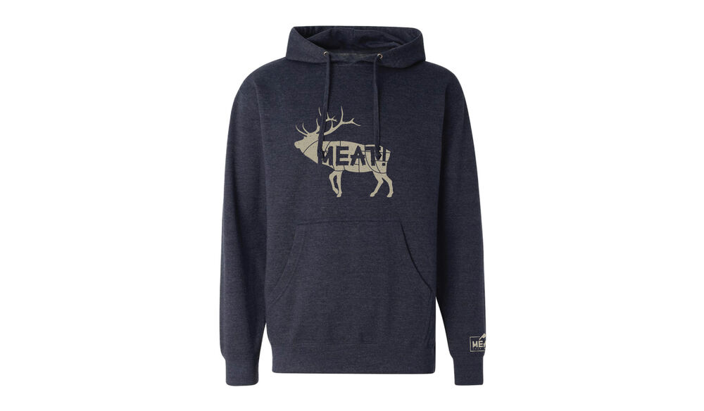 MEAT! Elk Fleece