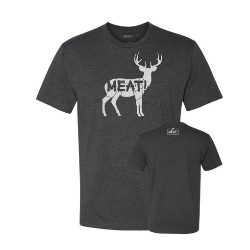 MEAT! Whitetail Short Sleeve