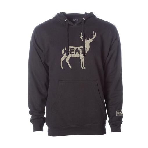 MEAT! Whitetail Fleece