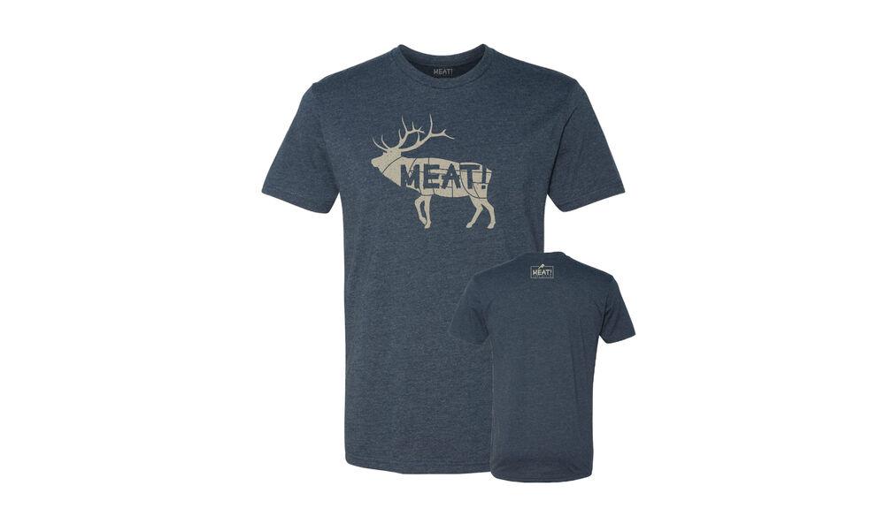 MEAT! Elk Short Sleeve