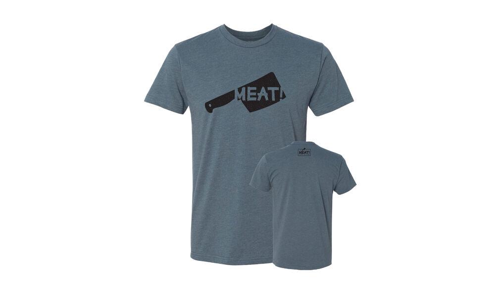 MEAT! Cleaver Short Sleeve